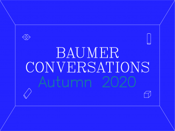Baumer Conversations Autumn 2020