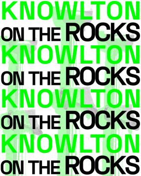 Knowlton on the Rocks Publication